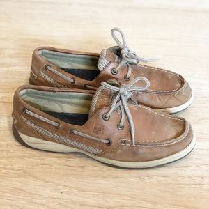 Sperry Top Sider Boat Shoes Sz 8.5